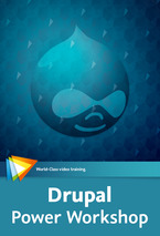 Drupal Power Workshop cover