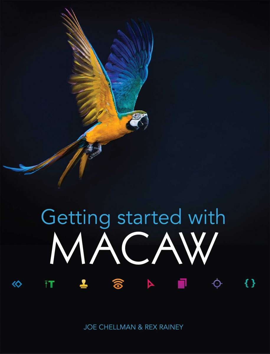 Cover of 'Getting Started with Macaw'