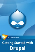 Getting Started with Drupal cover