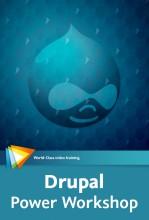 Drupal Power Workshop cover
