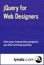 jQuery for Web Designers cover