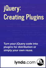 jQuery: Creating Plugins cover