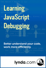 Learning JavaScript Debugging cover