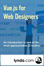 Vue for Web Designers cover